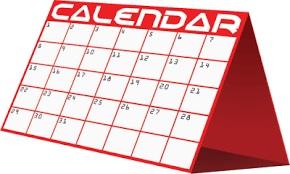Calendar Term Two 2017