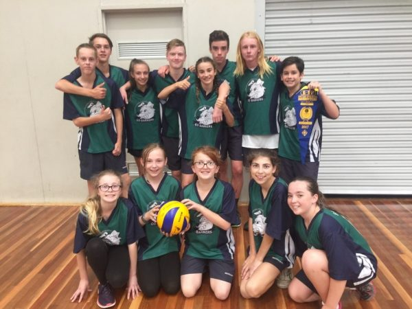 Year 7 Volleyball