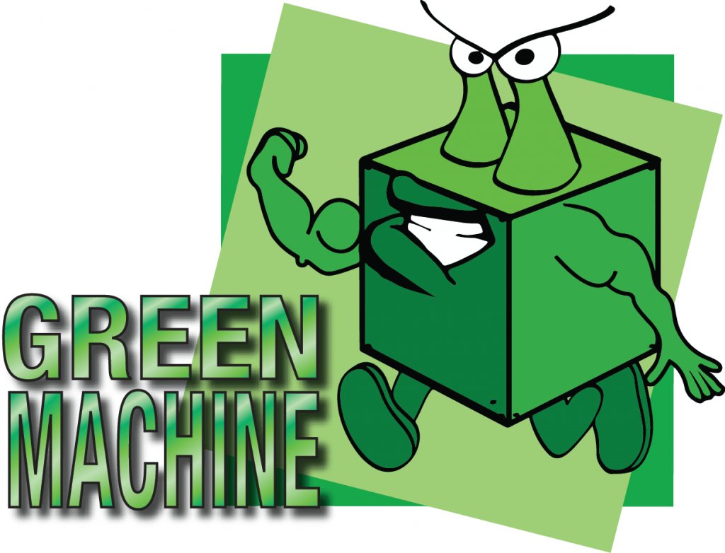 House Green Machine