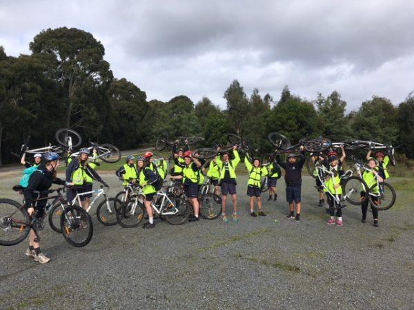 Bike Ed 2017 - Semester 1, Ride 3: LYSTERFIELD