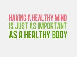 Education Week – Healthy Mind, Healthy Body