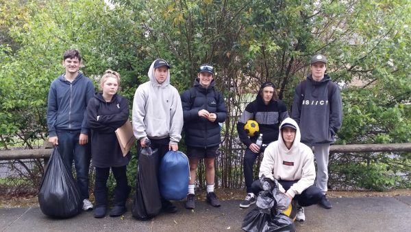 Year 11 VCAL Sleeping it rough homeless simulation