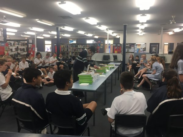 The Premiers' Reading Challenge