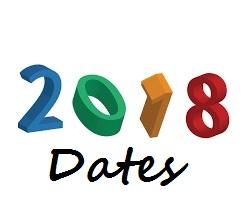Beginning of 2018