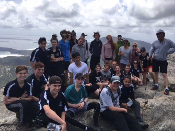 Year 9 Duke of Edinburgh - Adventurous Journey 2017