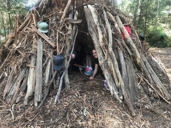 Year 7 Forest Edge Camp