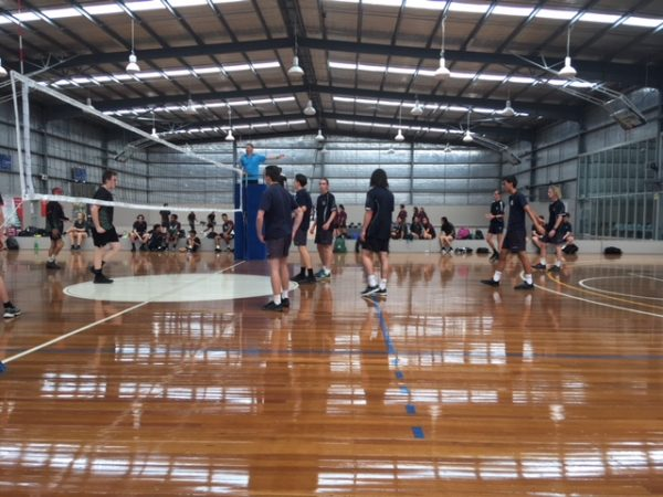 Year 9/10 Volleyball
