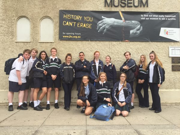 Year 11 History Excursion