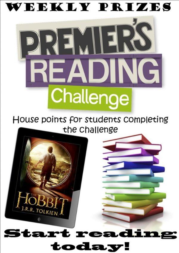 Premiers' Reading Challenge 2018