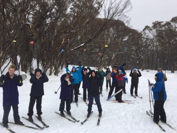 Year 12 Outdoor and Environmental Studies visited Mt Stirling