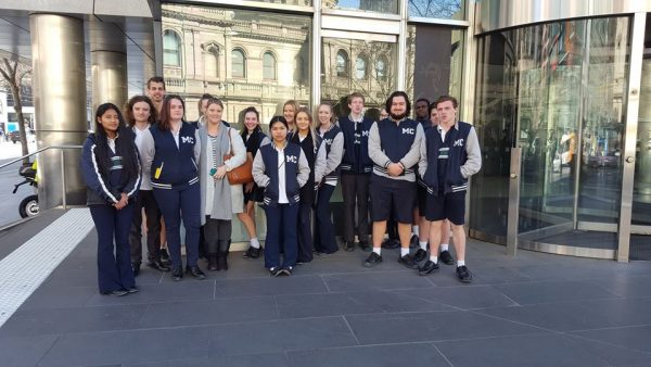 Year 12 Legal Studies visit County Court