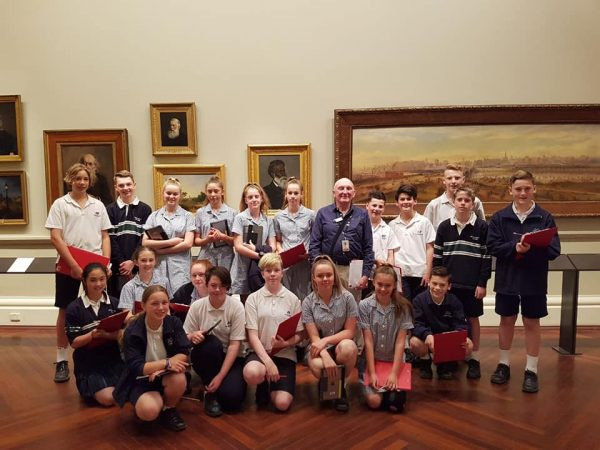 Year 7 State Library