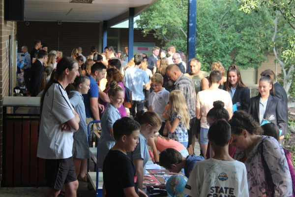 Year 7 BBQ & Discovery Night