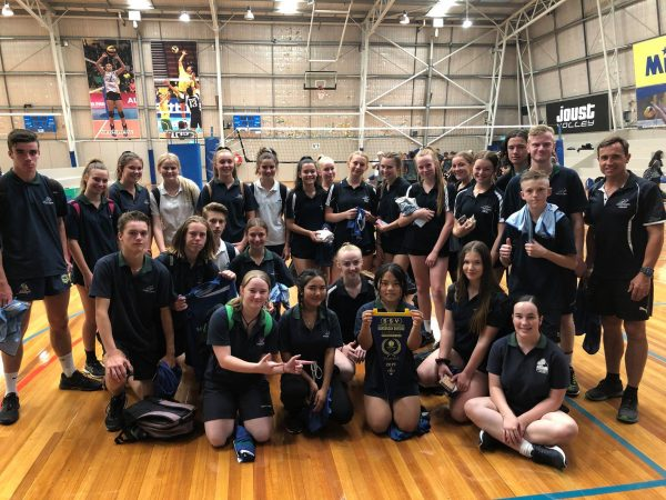 Year 9 Volleyball