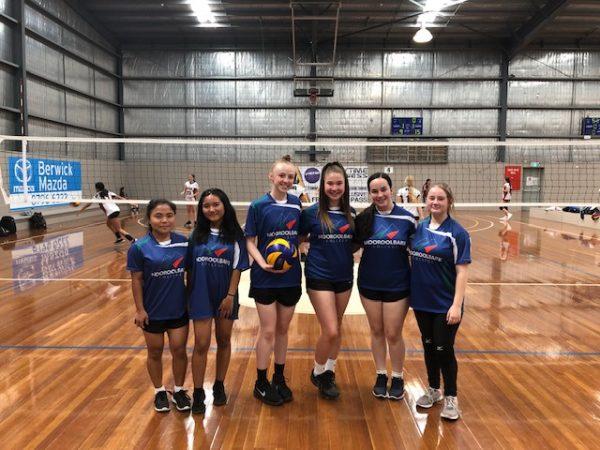 Intermediate Girls Volleyball Region Finals