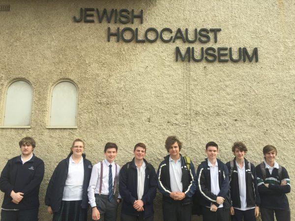 YEAR 11 HOLOCAUST MUSEUM