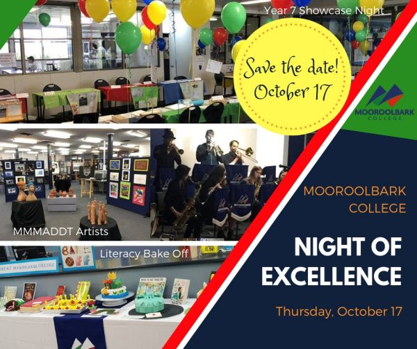 Night of Excellence - Save the date