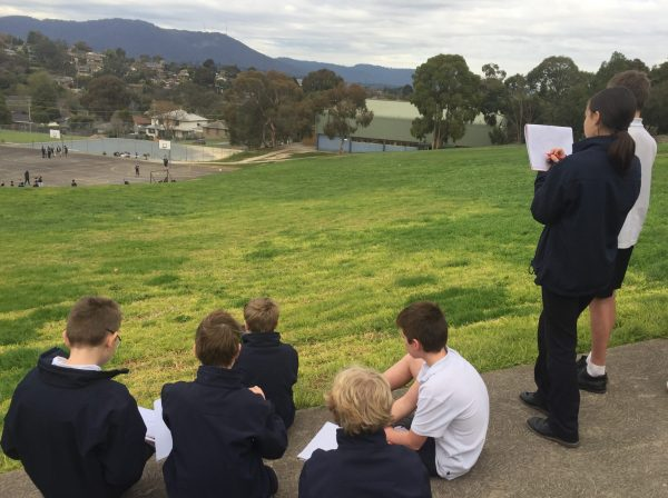 Year 7 Geography Field Sketching