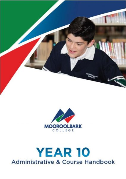 2021 Year 10 - Administrative & Course Handbook